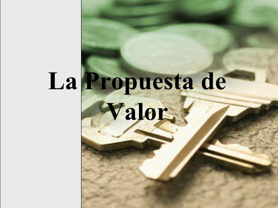 04/02/2014 07:19 a.m.Universidad de las Ciencias y el Arte de Costa Rica 24 La Propuesta de Valor