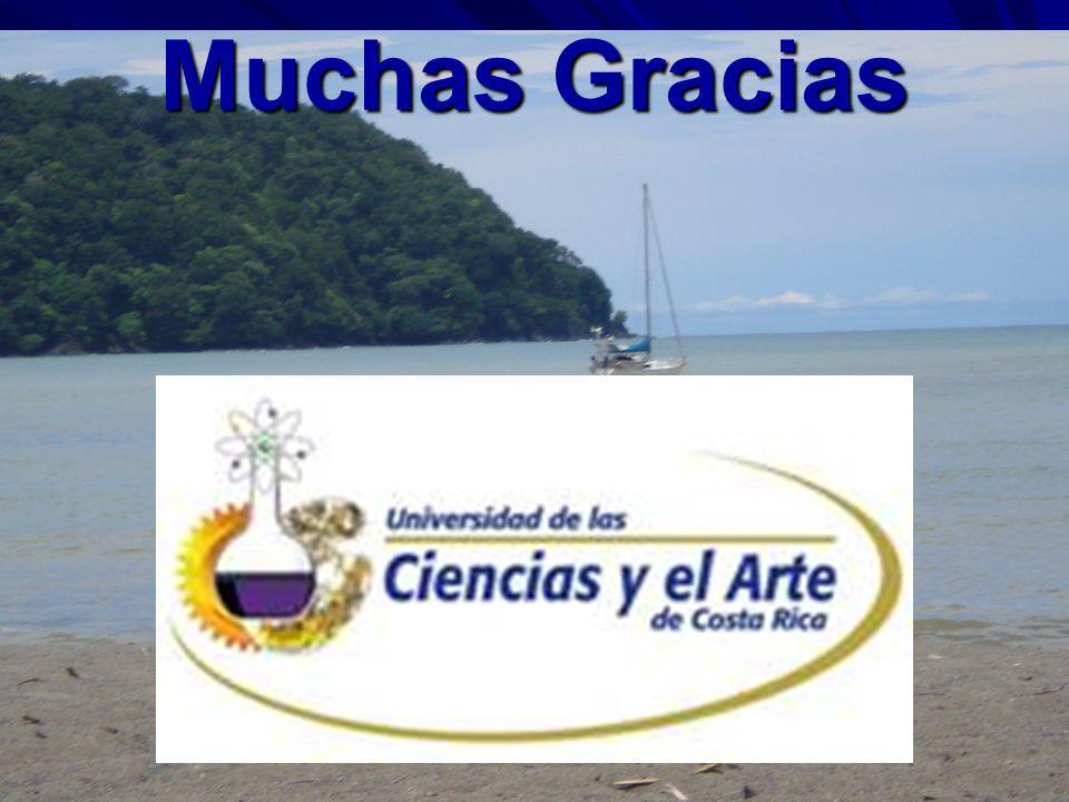 04/02/2014 07:19 a.m.04/02/2014 07:19 a.m.04/02/2014 07:19 a.m. Universidad de las Ciencias y el Arte de Costa Rica 47 Muchas Gracias