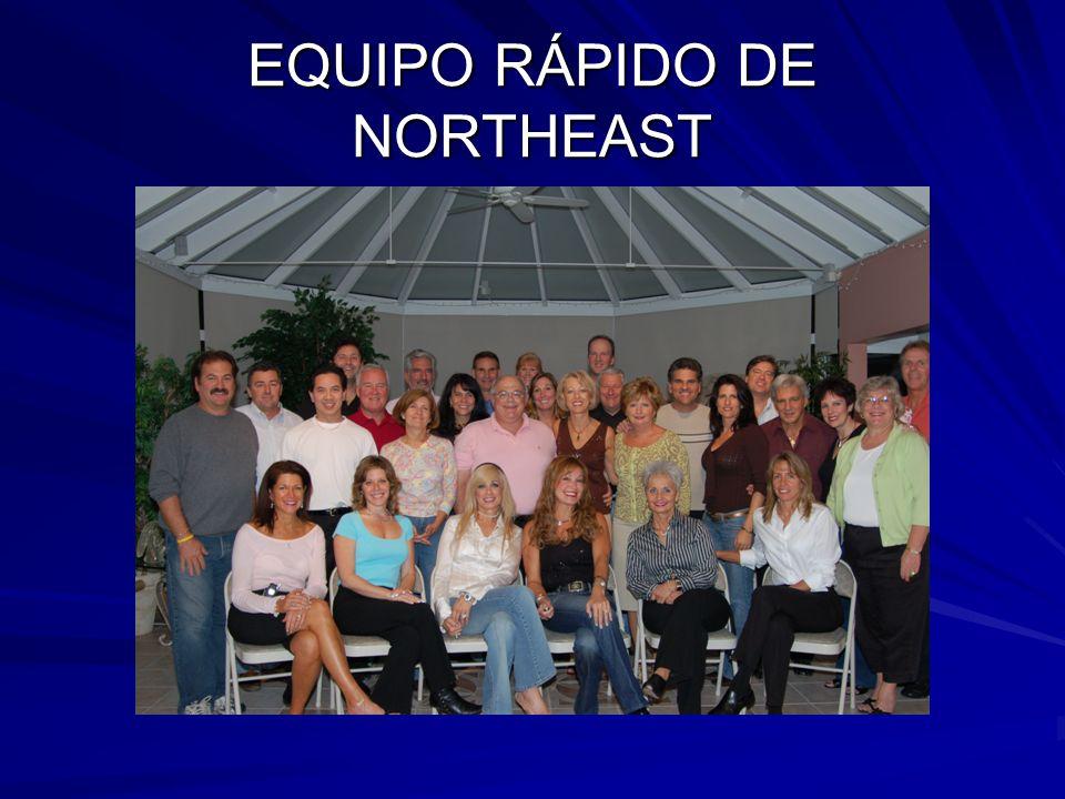 EQUIPO RÁPIDO DE NORTHEAST