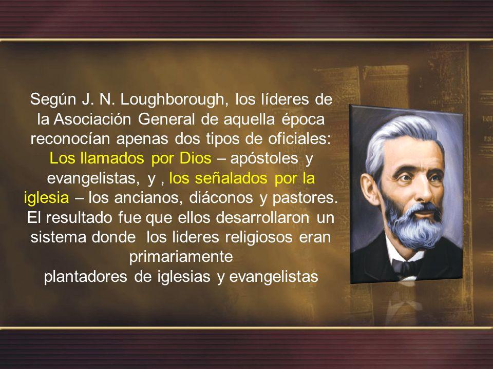 La misión era la fuerza orientadora de la iglesia.