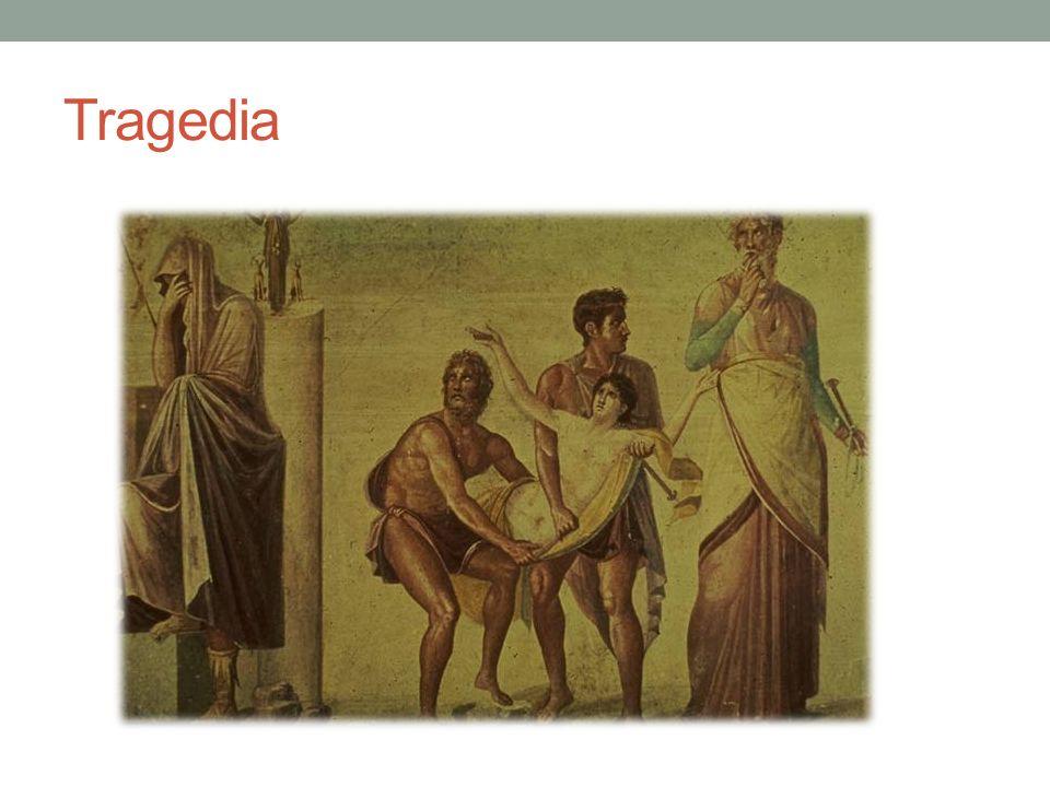 Comedia El nombre comedia procede de la palabra griega comes (fiesta de aldea o dionisíaca) y de ode (canto).