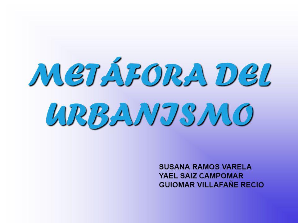 COMPARACIÓN DE LAS FUNCIONES DEL LENGUAJE CON EL MEDIO URBANO