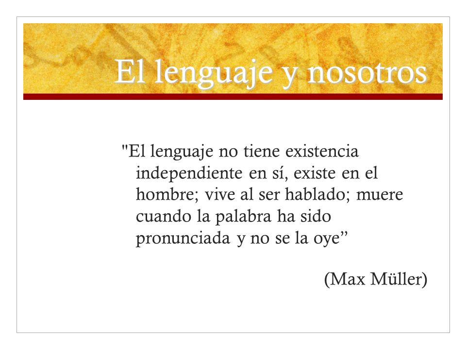 Lingüística: definición La ciencia que estudia la estructura de las lenguas naturales.