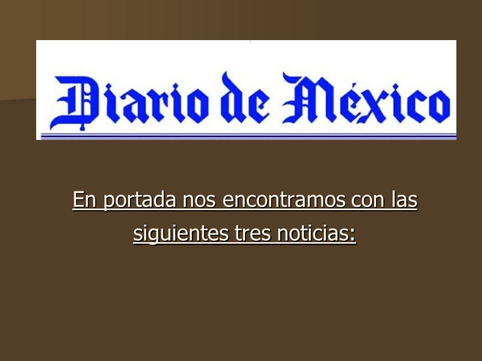Informativos de TV Azteca Al igual que el Grupo Televisa, TV Azteca cuenta también con numerosos informativos.