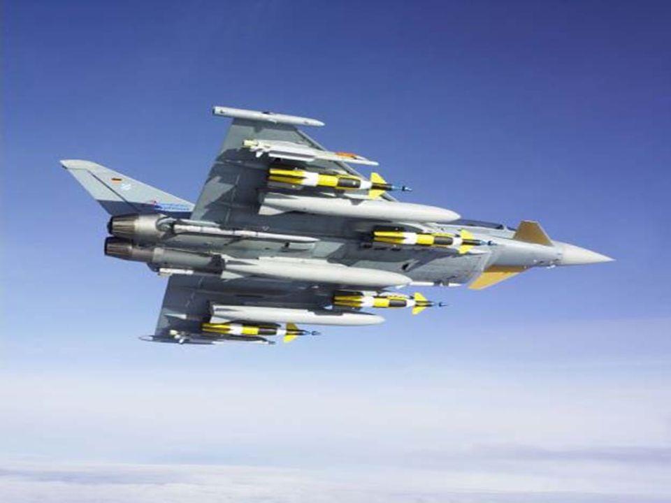 SAS Aviones Tornado Pérdida de 4 aviones