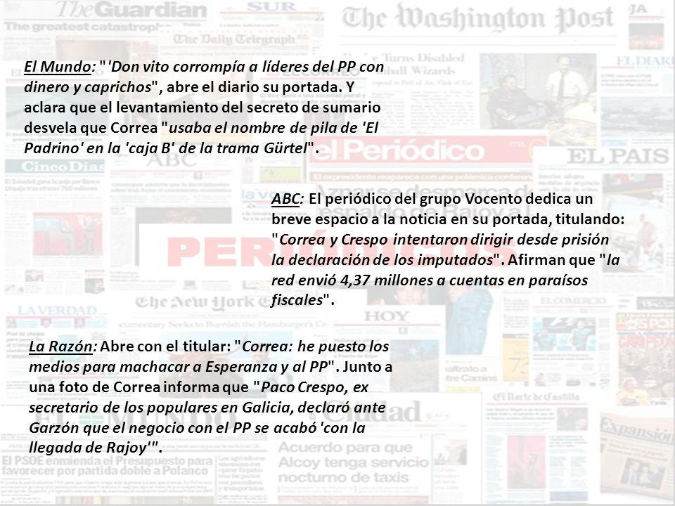 El Mundo: