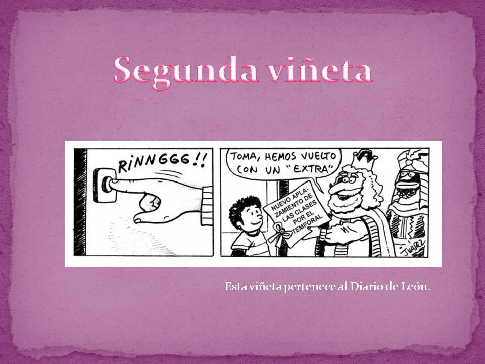 Esta viñeta pertenece al Diario de León.