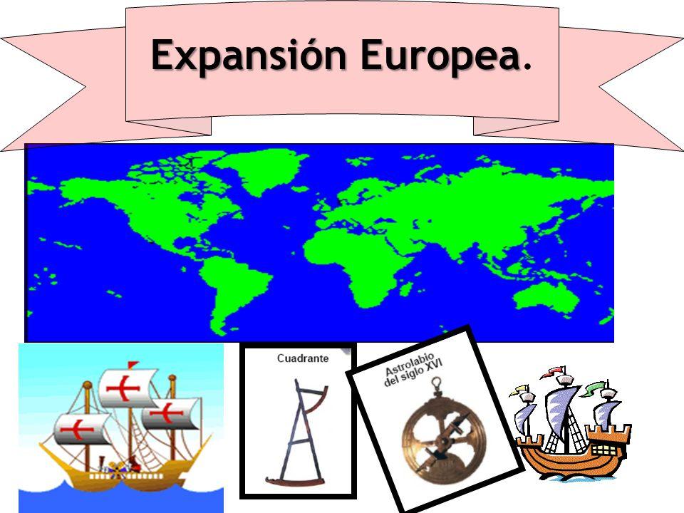 Expansión Europea Expansión Europea.