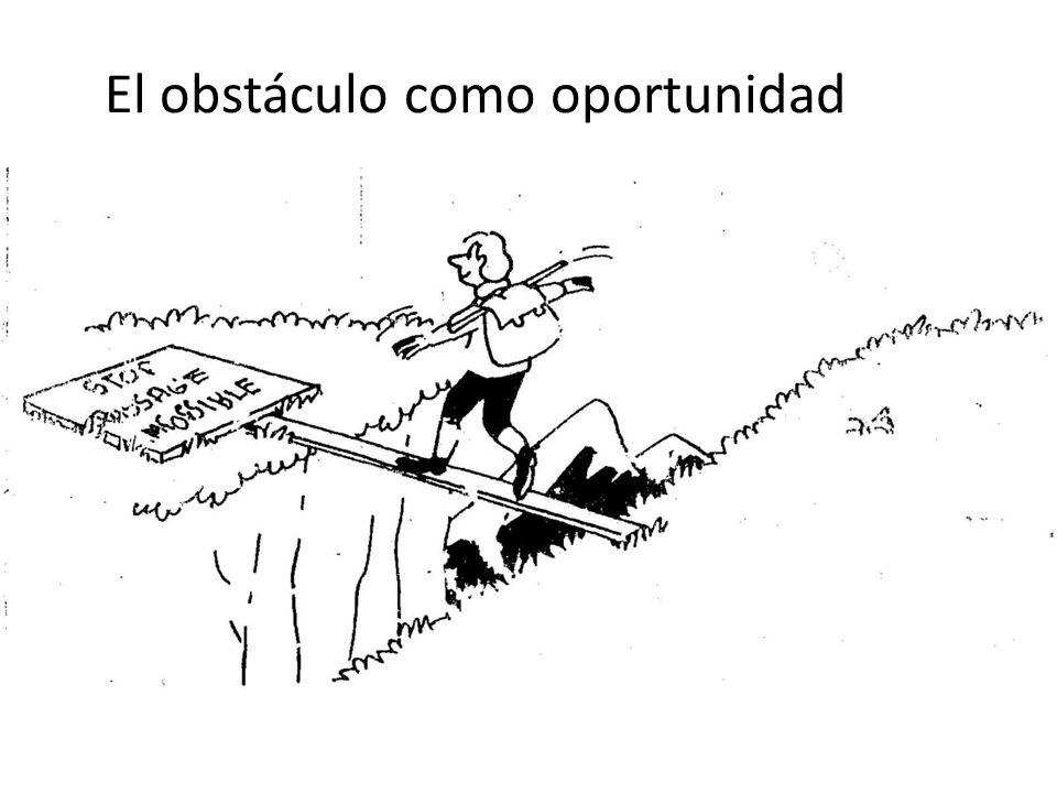 El obstáculo