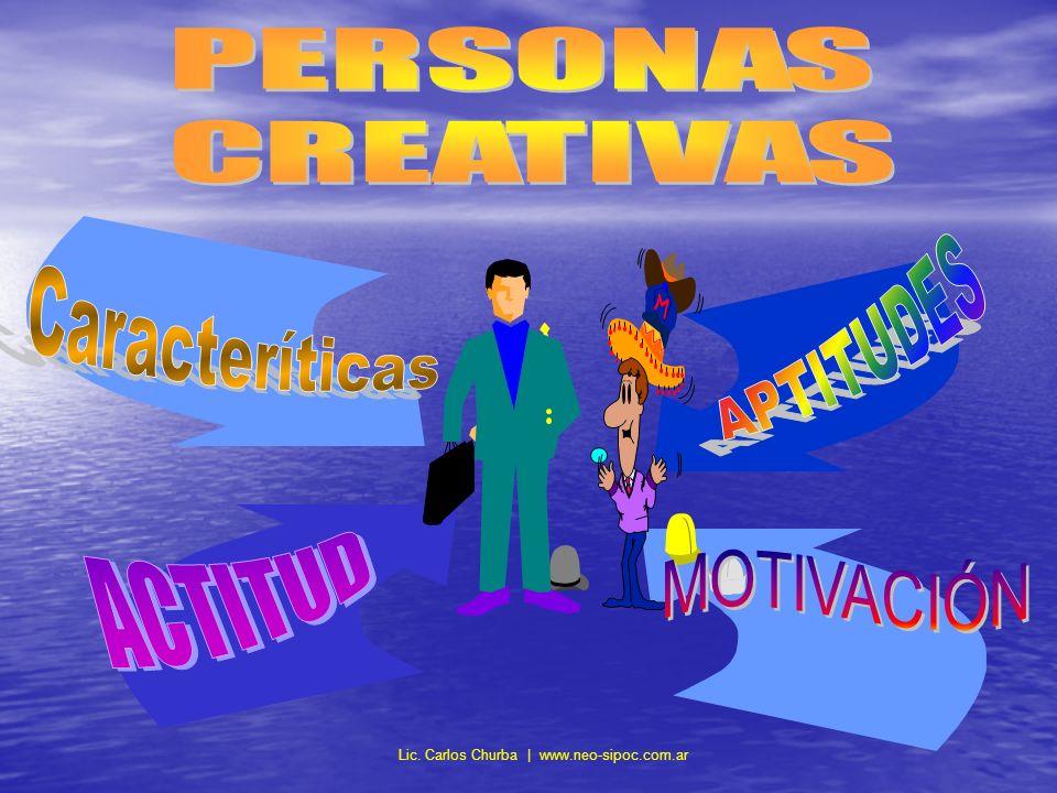 El rombo de la personalidad creadora.