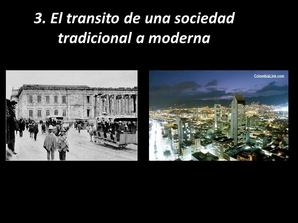 4. El cambio social acelerado