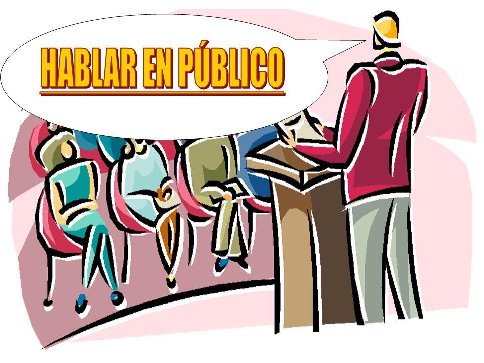 Curso Hablar en Público by Ensayo Toda intervención pública exige una preparación adecuada, no se puede dejar nada al azar.