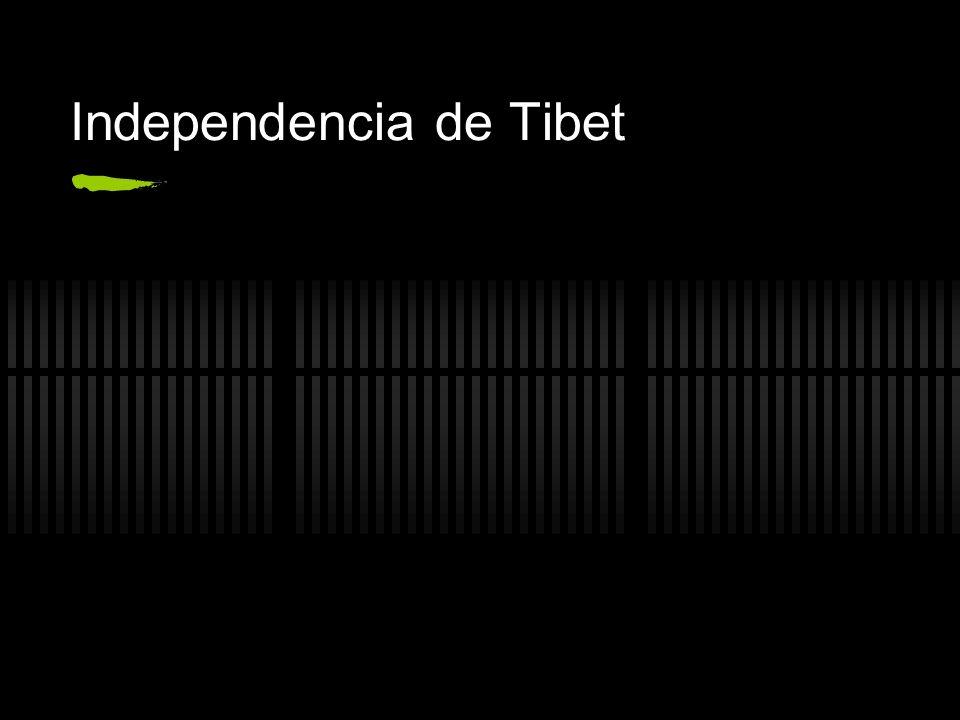 Independencia de Tibet