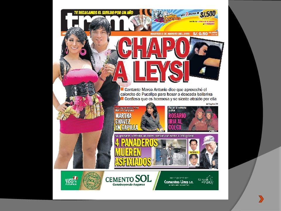 Jerga y jerigonza Actualmente se ve un abuso de la jerga en la prensa popular.