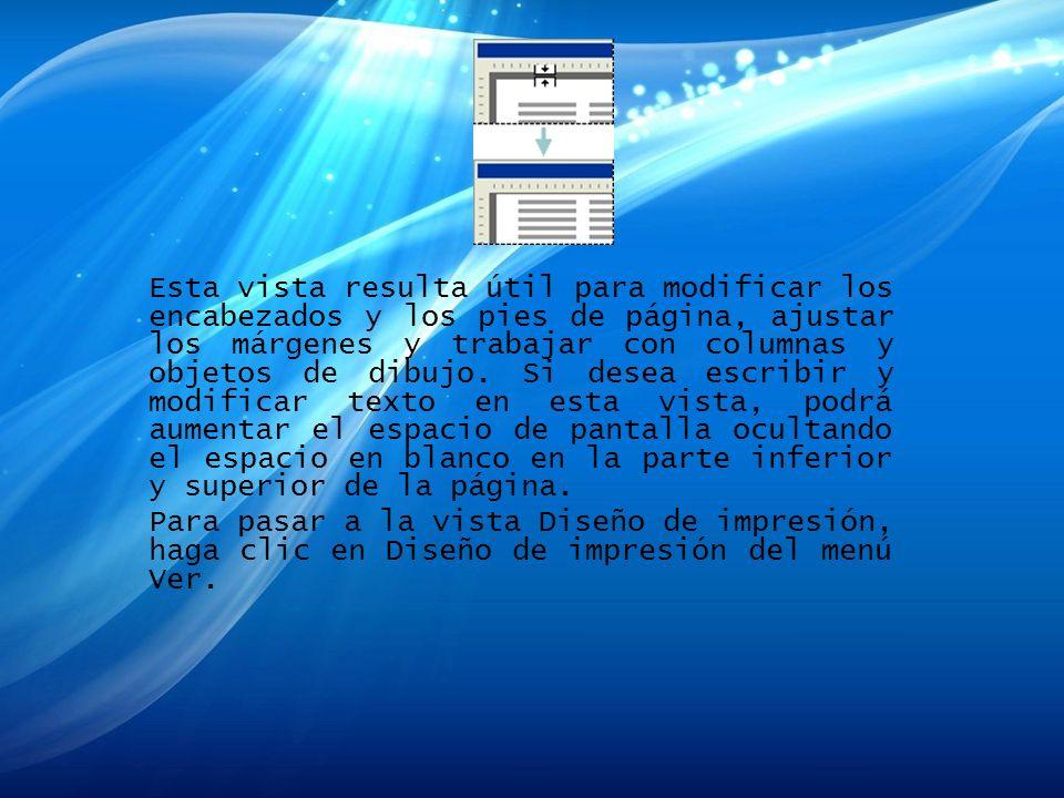 Diseño Web Trabaje en la vista Diseño Web (vista Diseño Web: vista de un documento como aparece en un explorador de Web.