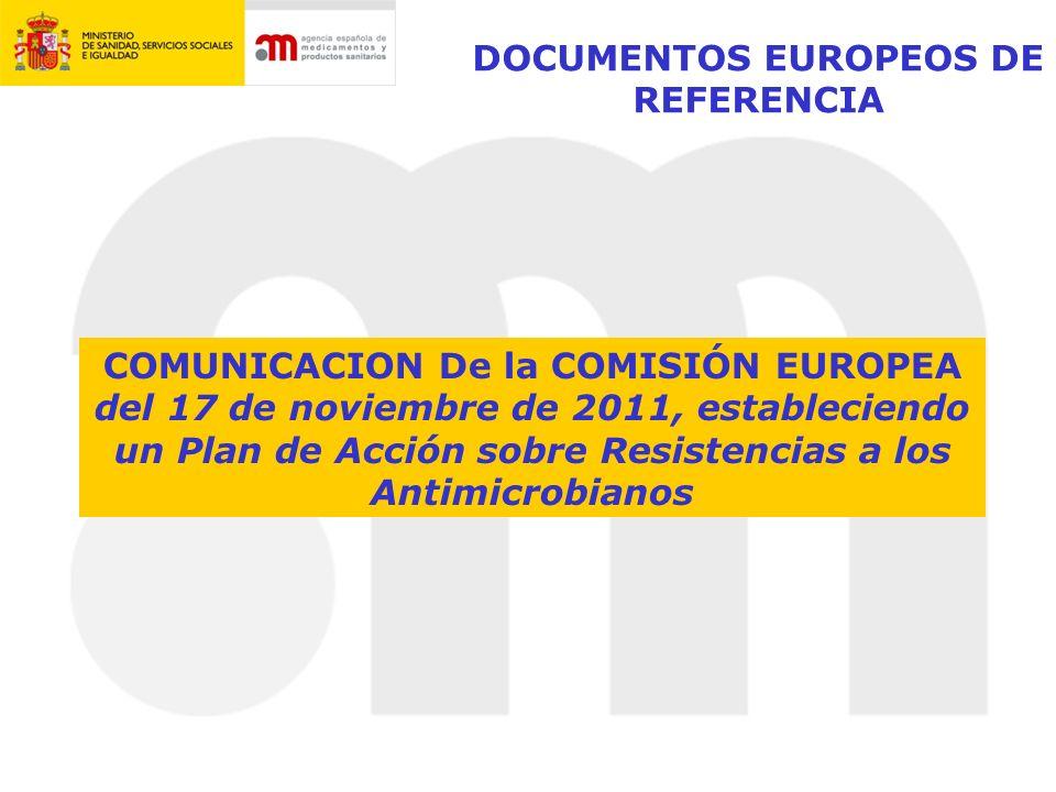 La AEMPS junto con la Red de Vigilancia Veterinaria de Resistencias a Antimicrobianos (VAV) de la Facultad de Veterinaria de Madrid, Proyecto ESVAC España