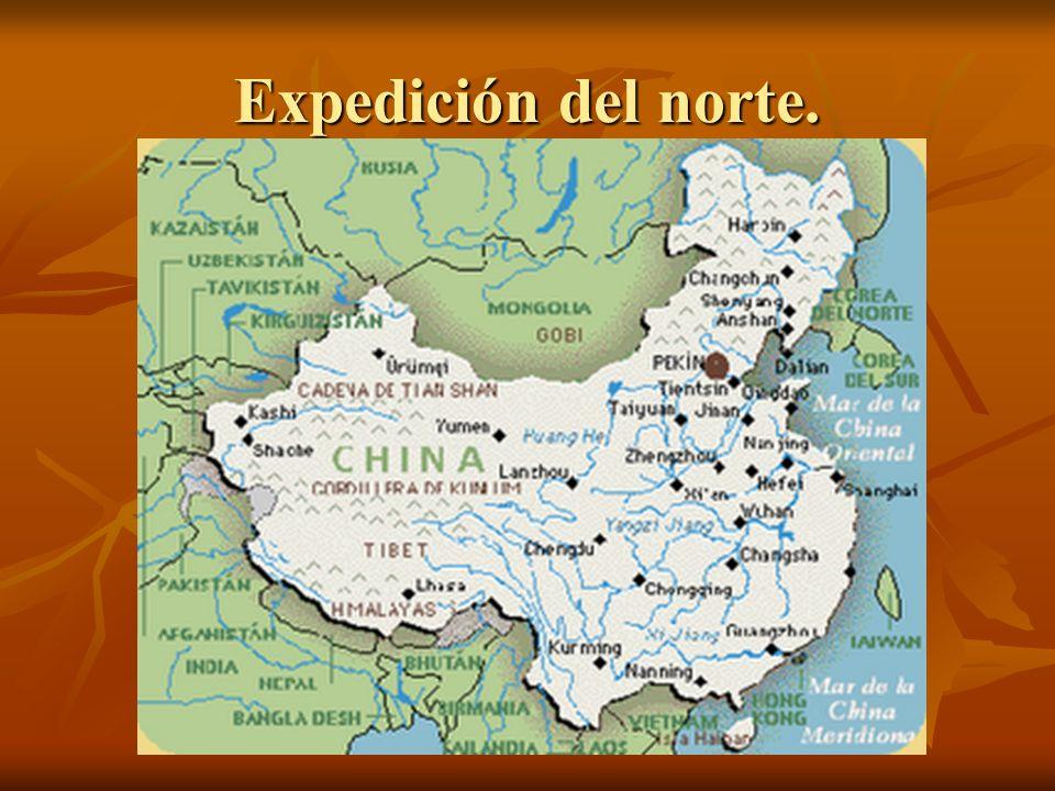 Expedición del norte.