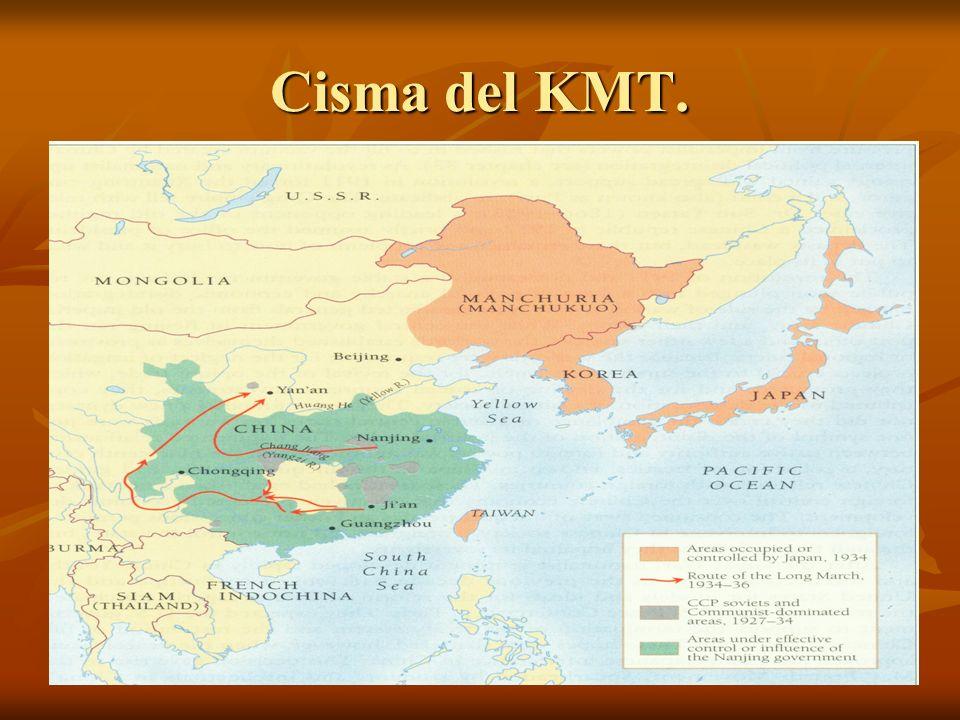 Cisma del KMT.