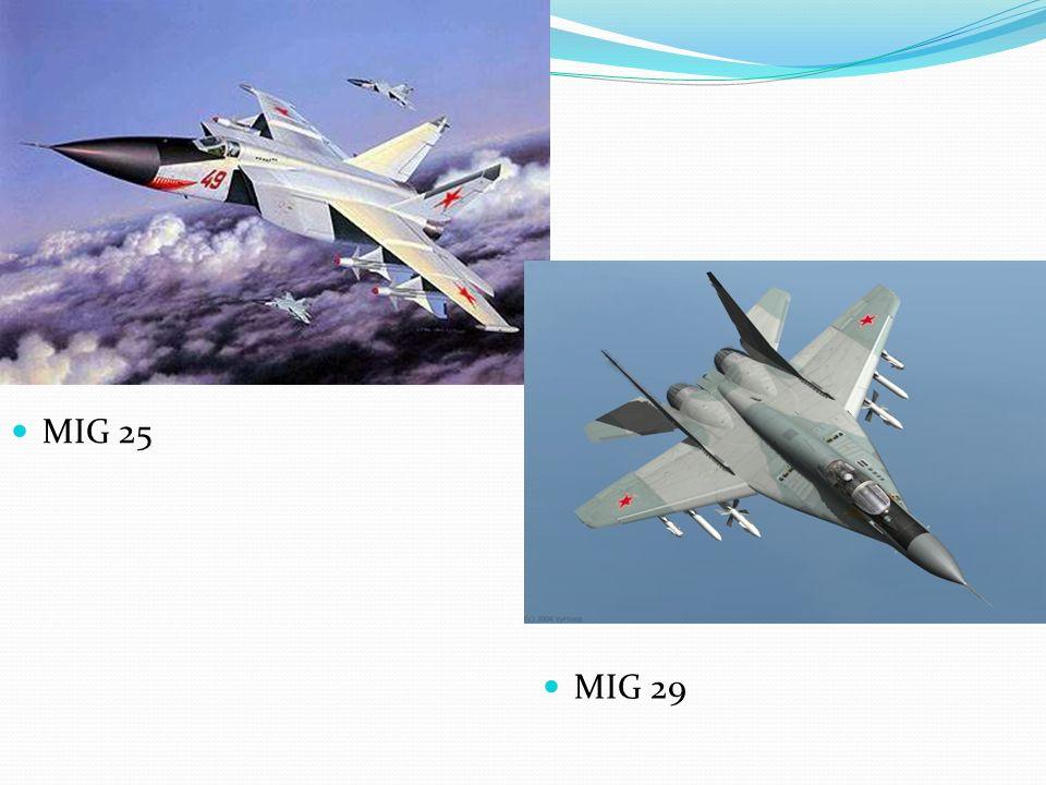 MIG 23 MIG 21