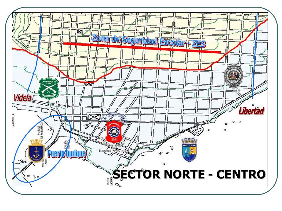 SECTOR NORTE - CENTRO