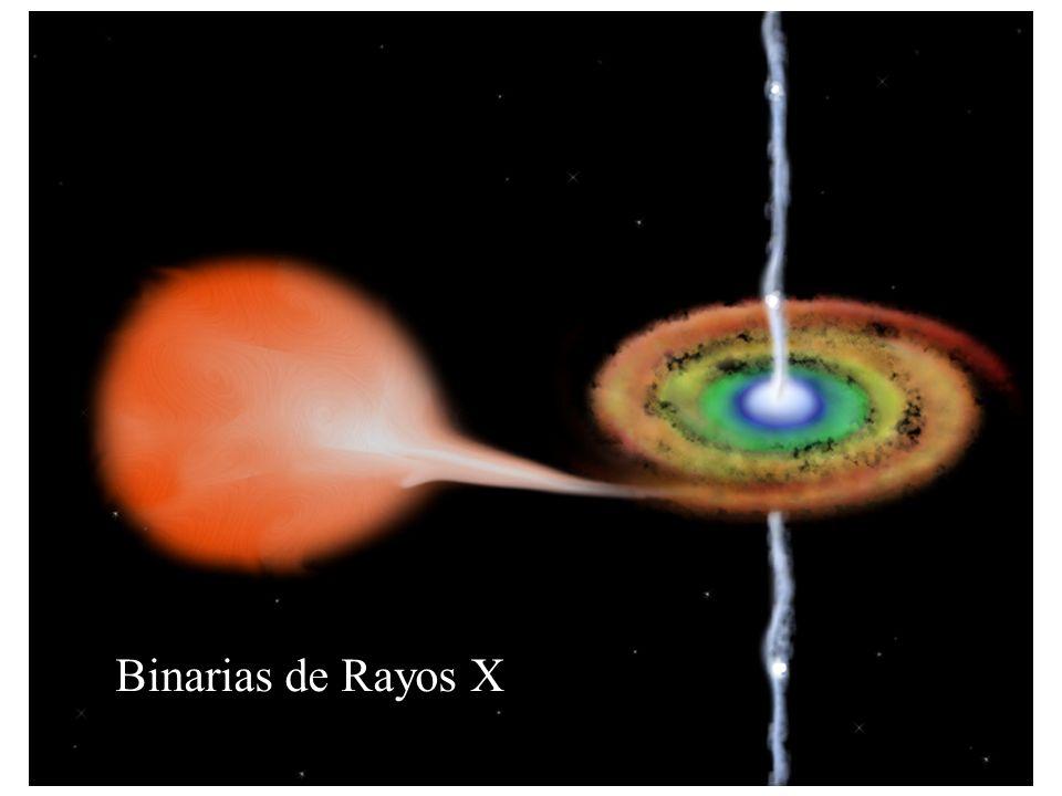 Binarias de Rayos X