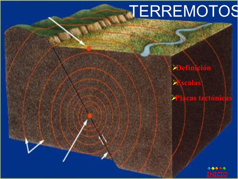 Un terremoto es una fuerte sacudida de la Tierra, causado por la brusca liberación de energía acumulada durante un largo tiempo.