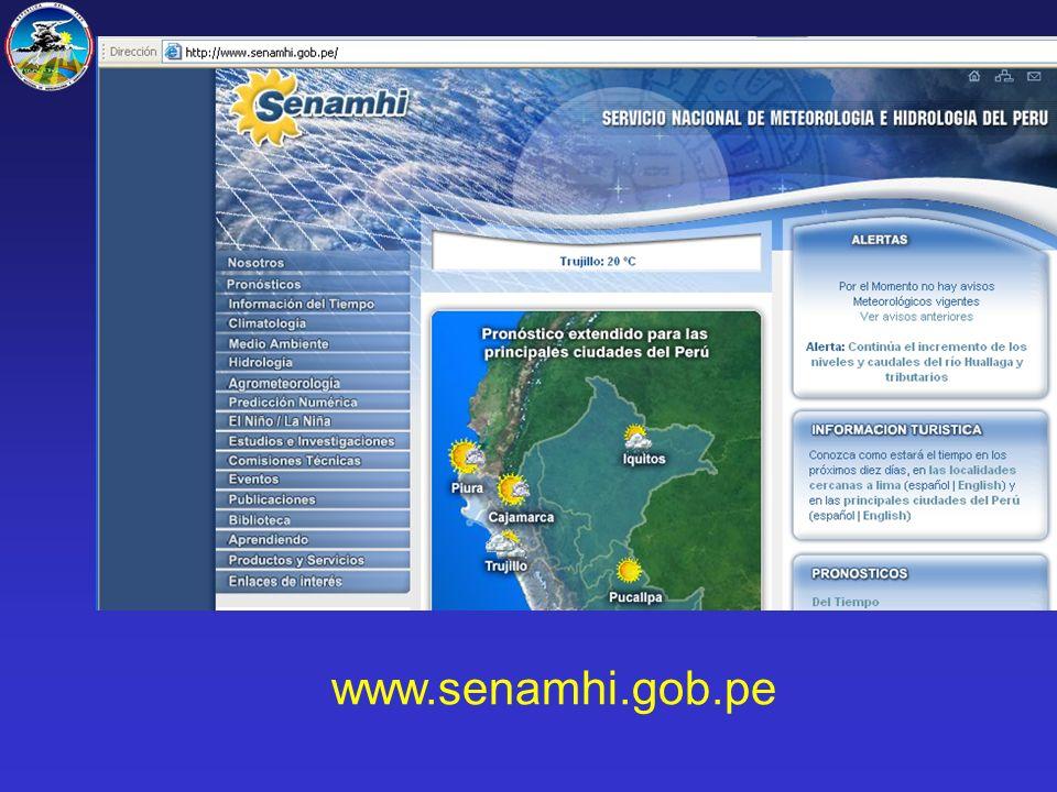 www.senamhi.gob.pe