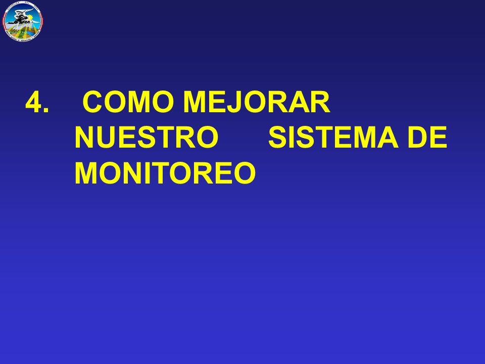 4. COMO MEJORAR NUESTRO SISTEMA DE MONITOREO