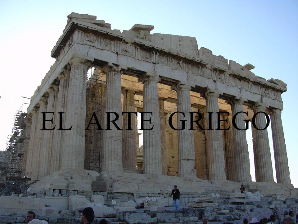 EJERCICIOS ¿A qué orden griego pertenece el edificio o elemento de la imagen?