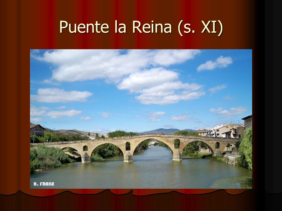 Puente la Reina (s. XI)