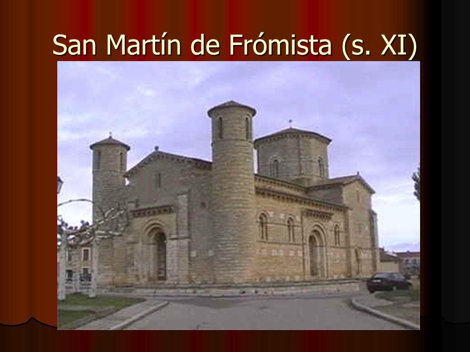 San Martín de Frómista (s. XI)
