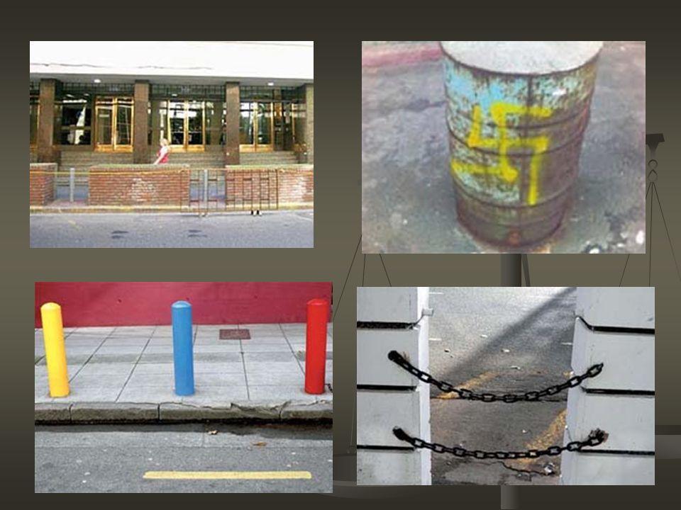 El día que los barriles de cemento desaparezcan de las puertas de las instituciones judías, será Justicia Discurso de Laura Grimberg 1997