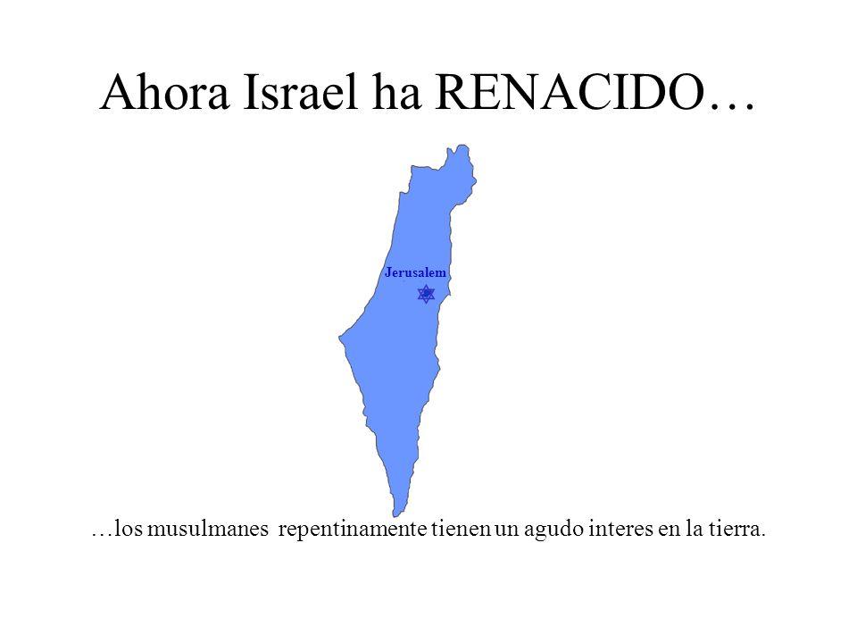 Jerusalem Ellos no saben que… …Israel es la unica nacion que ha permanecido siempre aqui.