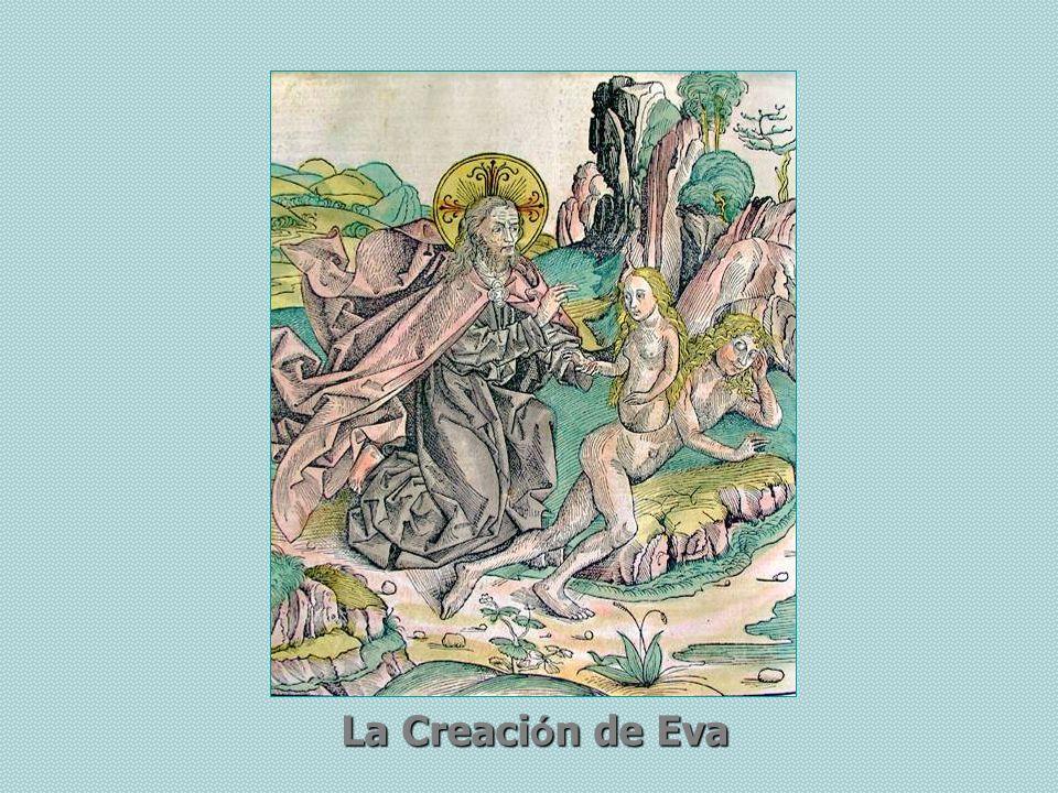 La Creaci ó n de Eva