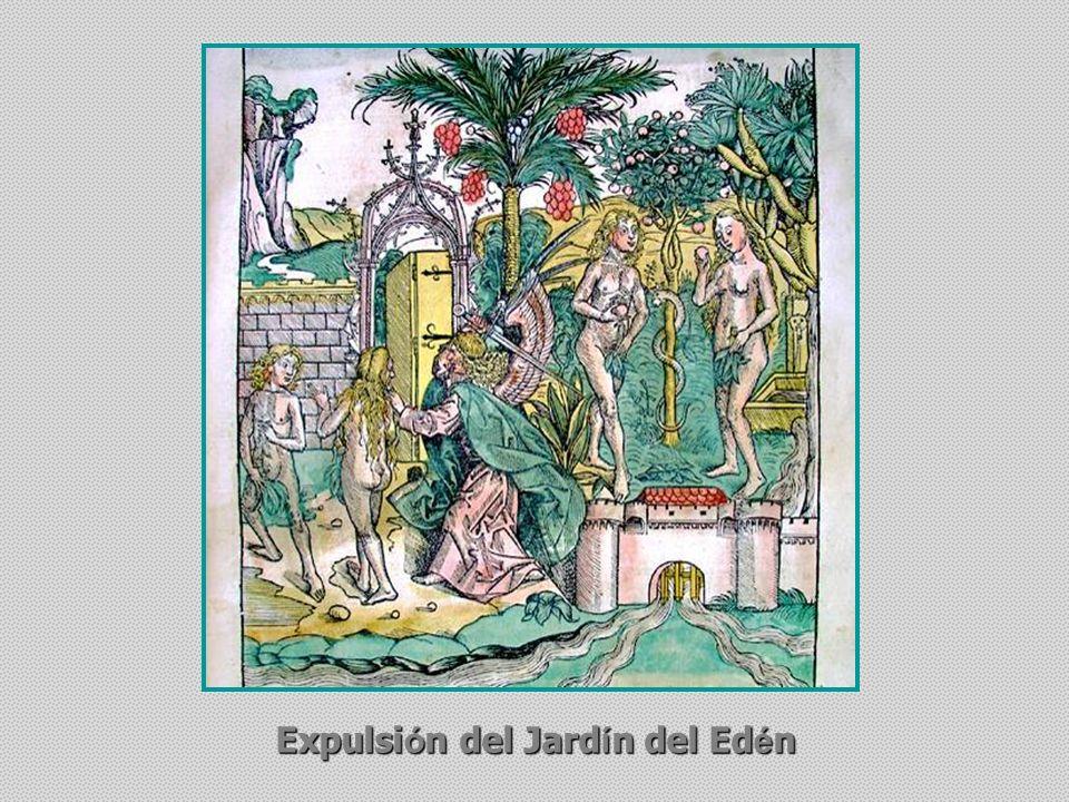 Expulsi ó n del Jard í n del Ed é n