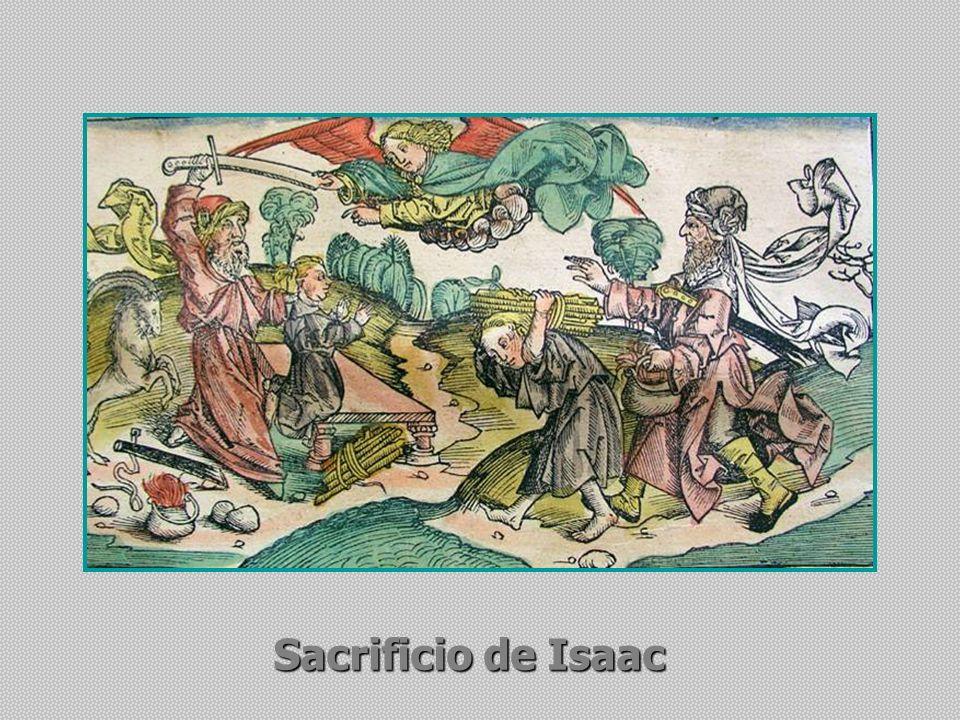 Sacrificio de Isaac