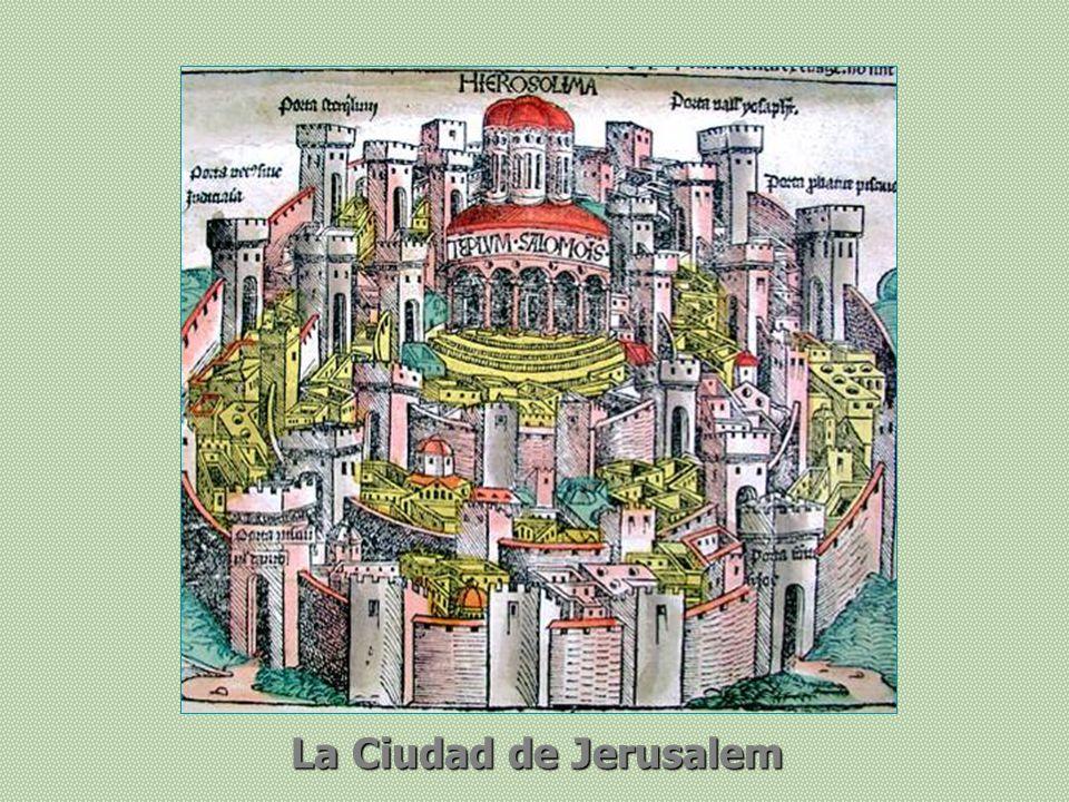 La Ciudad de Jerusalem