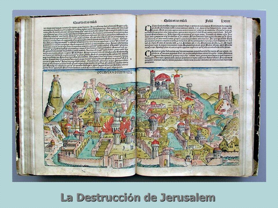 La Destrucci ó n de Jerusalem