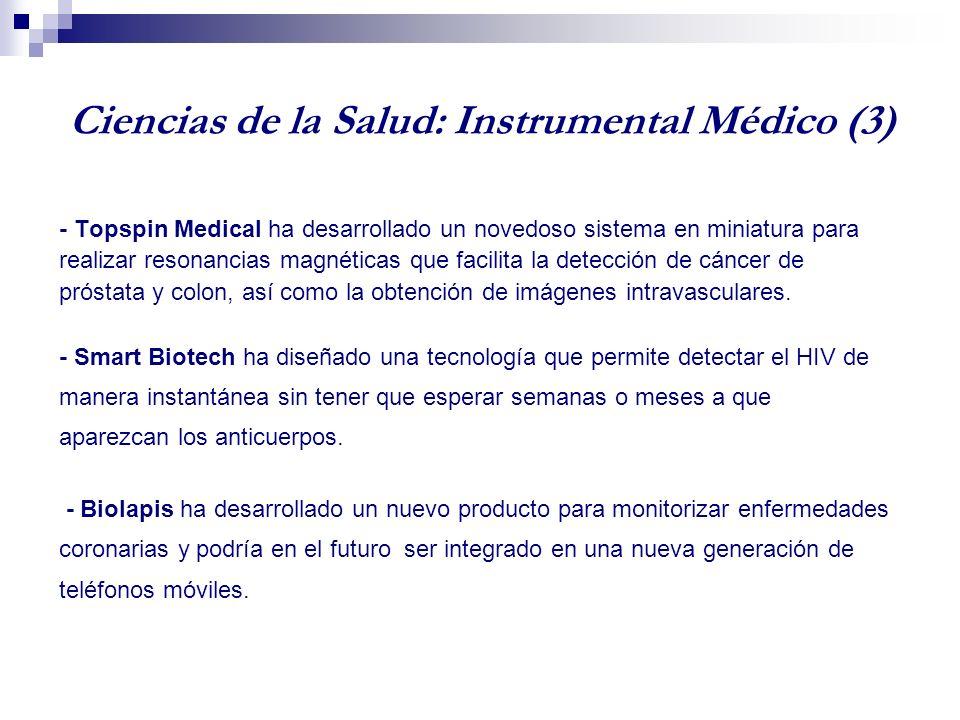 Ciencias de la Salud: Instrumental Médico (2) - Hospitales de todo mundo están instalando un nuevo programa informático de MDG Medical, para asegurars