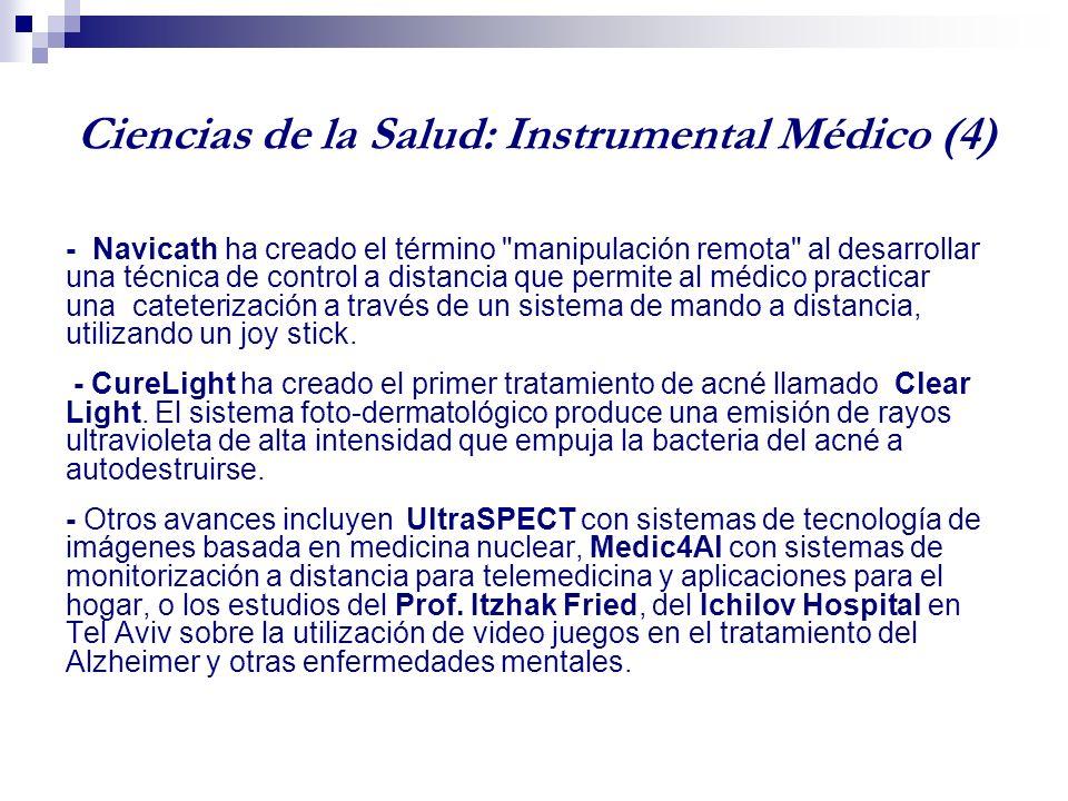 Ciencias de la Salud: Instrumental Médico (3) - Topspin Medical ha desarrollado un novedoso sistema en miniatura para realizar resonancias magnéticas que facilita la detección de cáncer de próstata y colon, así como la obtención de imágenes intravasculares.