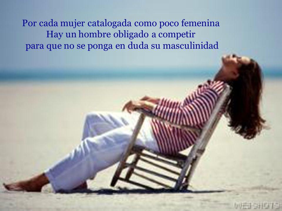 Por cada mujer cansada de ser como hembra emocional, hay un hombre a quien se le ha negado el derecho a llorar y ser delicado