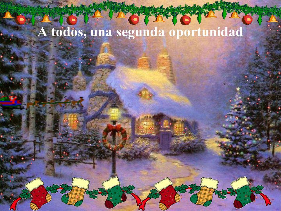 esta Navidad deseo regalar a cada quien lo que necesita