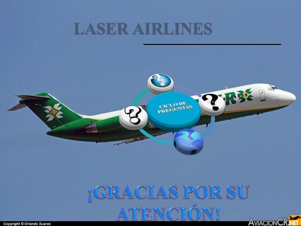 LASER AIRLINES