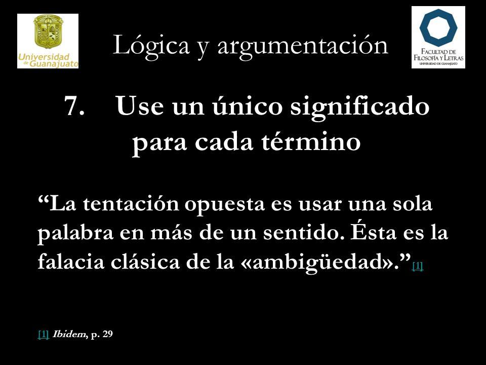 Lógica y argumentación Argumentación mediante ejemplificación (Generalización inductiva)