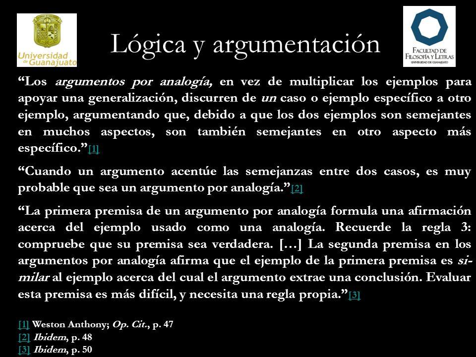 Lógica y argumentación 18.¿Explica el argumento cómo la causa conduce al efecto.
