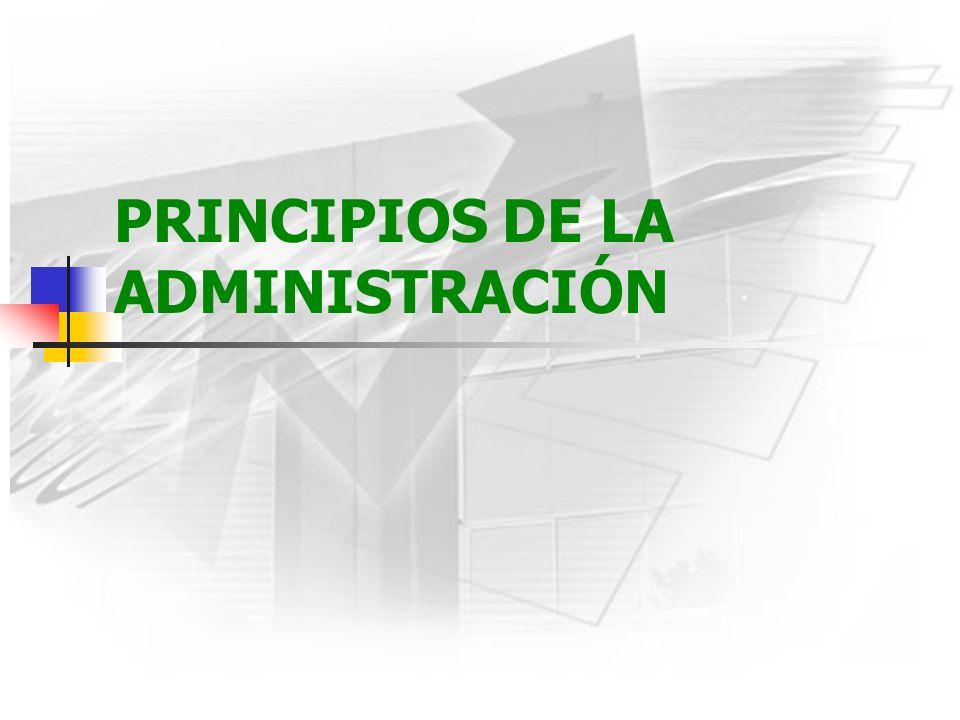 La administración es la principal actividad que marca la diferencia del grado en el que las organizaciones sirven a la sociedad o a las personas que las integran.