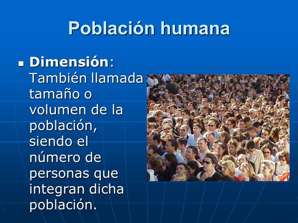Población humana Las que son muy frías.Por ejemplo, los Polos o las zonas montañosas.