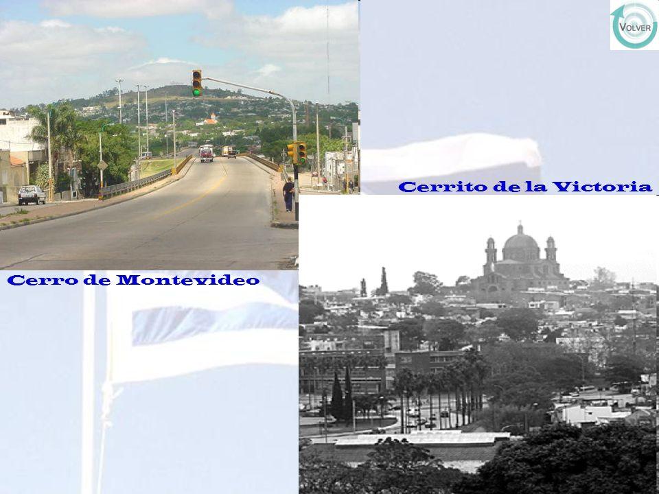 Cerro de Montevideo Cerrito de la Victoria