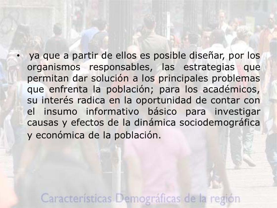 Fuente: INE, Chile hacia el 2050, Proyecciones de Población
