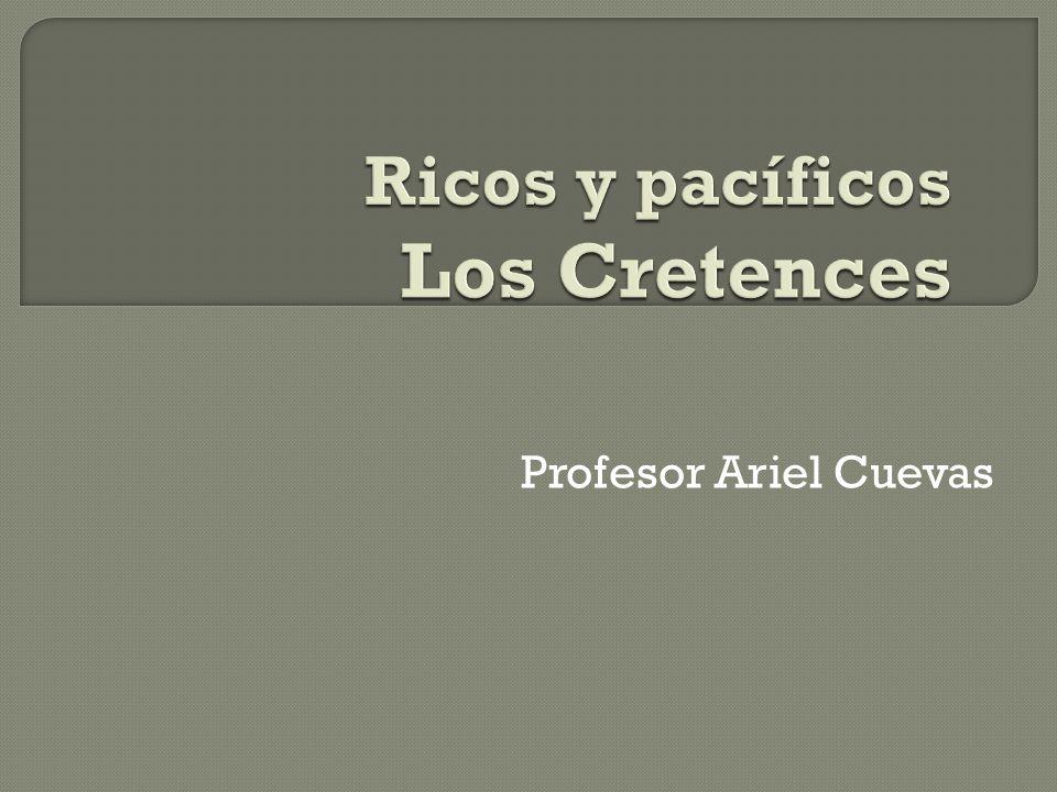 Profesor Ariel Cuevas